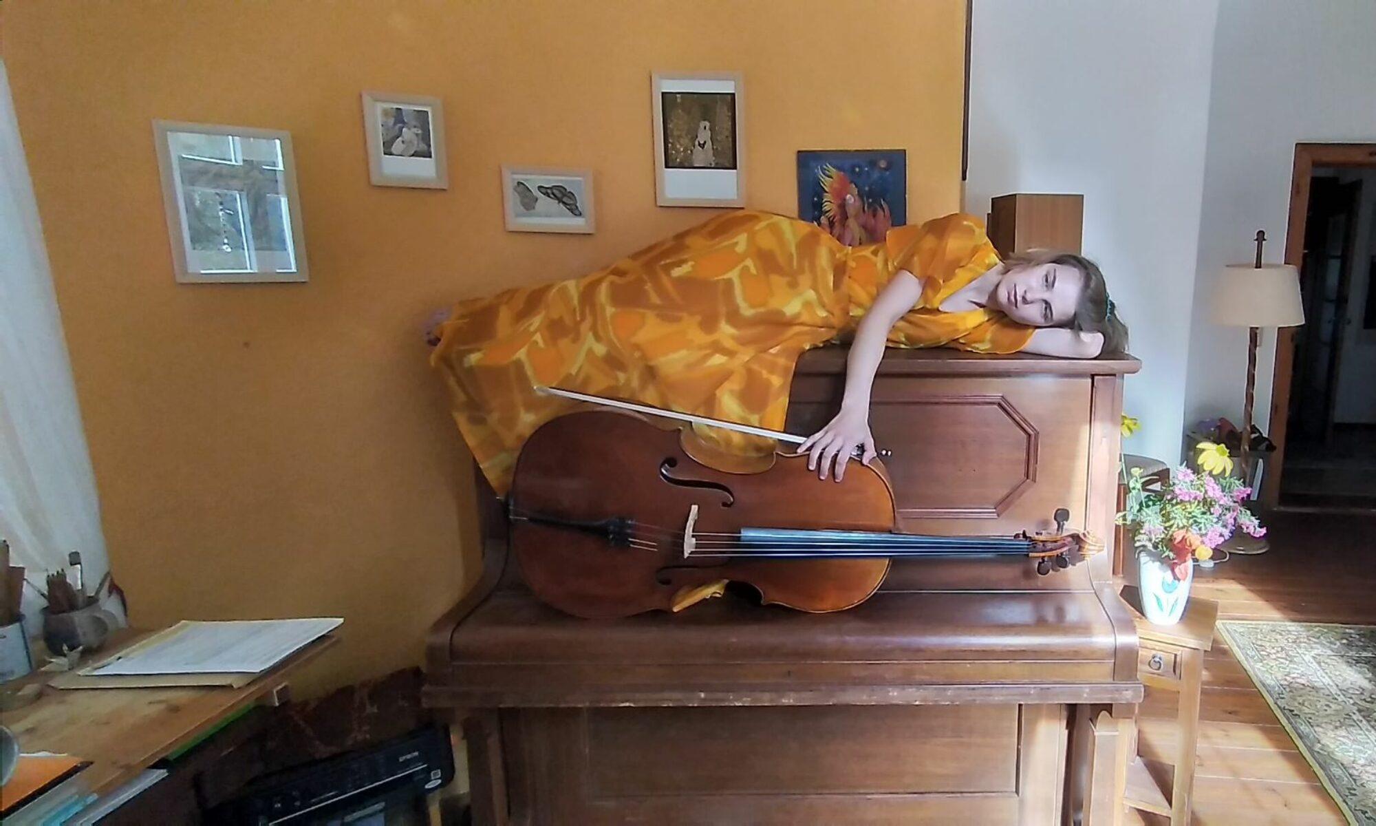 Nina Clarissa Frenzel